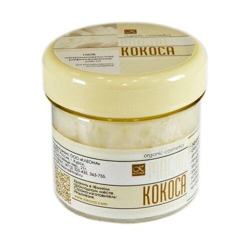 Фото - Масло для тела Kleona Кокосовое, 100 мл kleona гидролат петрушки 100 мл