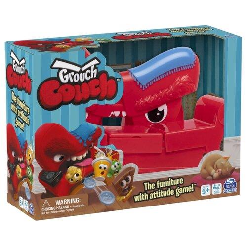 Настольная игра Spin Master Grouch Couch spin master 6045561 настольная игра обезьянка и кольца