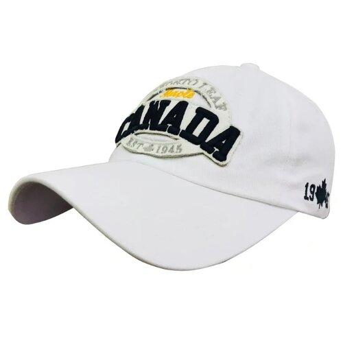 Бейсболка Be Snazzy Canada (CAD-005/CZD-0005) размер 56-60, белый