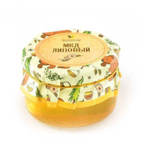 Мед Мед и Конфитюр Русский стиль липовый 230 г ахматова а дикий мед