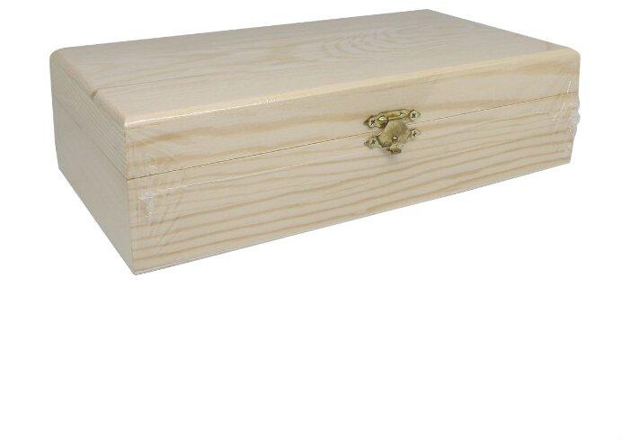 GLOREX Деревянная шкатулка (318296)