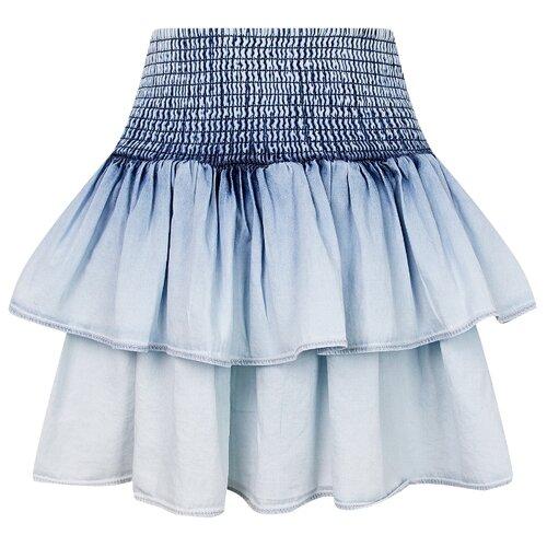 Купить Юбка Molo размер 98-104, голубой, Юбки