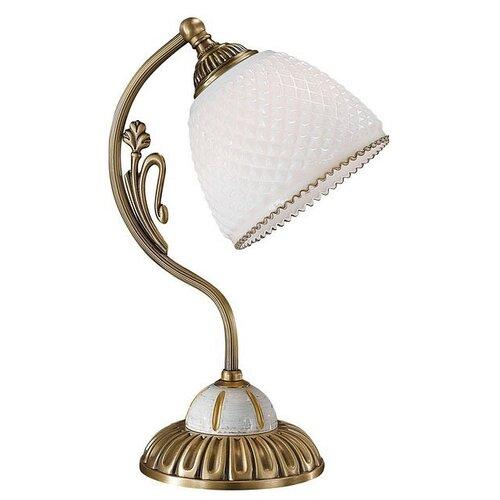 Настольная лампа Reccagni Angelo P 8606 P, 60 Вт настольная лампа reccagni angelo p 6358 p 60 вт