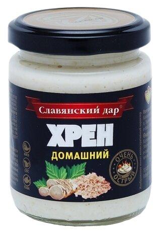 Хрен Славянский дар Домашний, 160 г