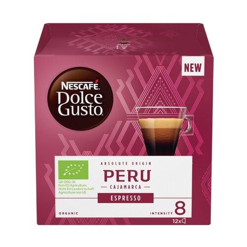 Кофе в капсулах Nescafe Dolce Gusto Peru (12 капс.), без кофеина кофе в капсулах nescafe dolce gusto mexico americano 12 капс