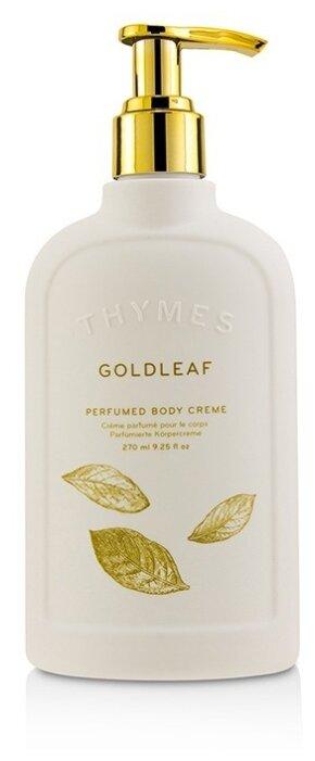 Крем для тела Thymes Goldleaf