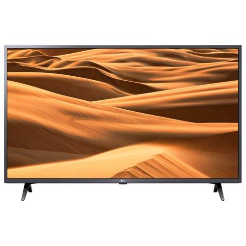 Телевизор LG 50UM7300 50 (2019) черный телевизор hitachi 24he1000r 24 2019 черный