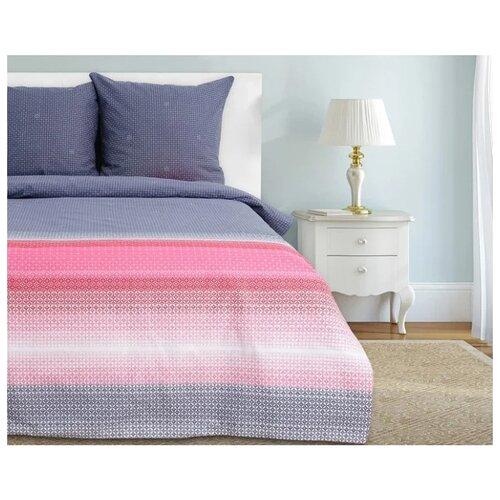 Фото - Постельное белье 2-спальное Этель Лофт, бязь, 70 х 70 см, серый/розовый этель комплект постельного белья этель red planet 2 спальное