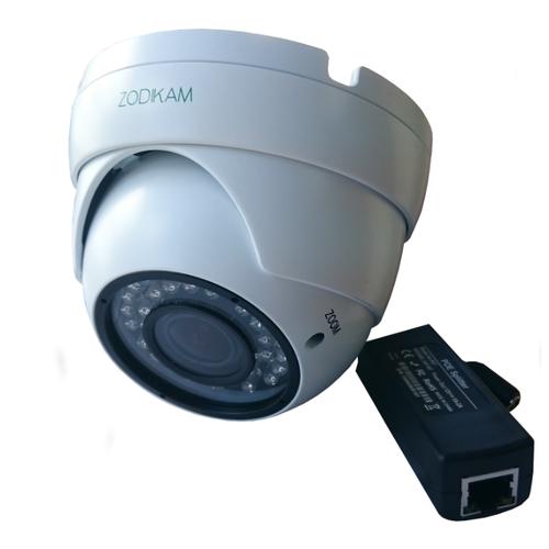Сетевая камера Zodikam 3204-PVA белый