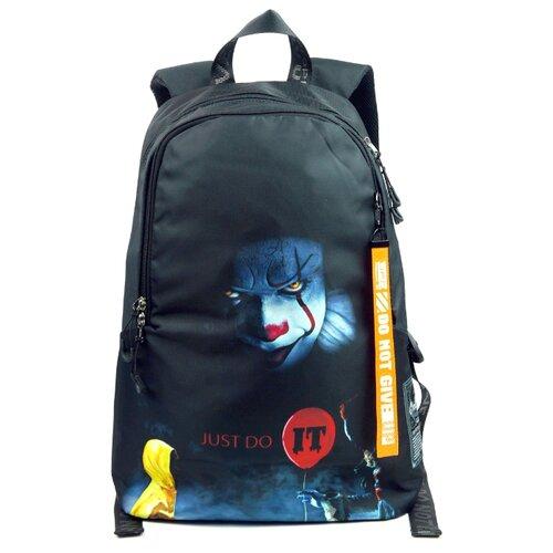 ufo people рюкзак школьный цвет черный 7227 Рюкзак Ufo People 9975 18 черный