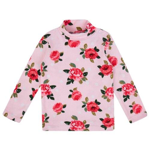 Купить Водолазка Leader Kids размер 74, розовый, Джемперы и толстовки