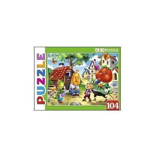 цена на Пазл Рыжий кот Artpuzzle Сказка №91 (ПА-4546), 104 дет.