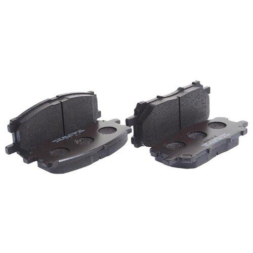 Фото - Дисковые тормозные колодки передние Frixa FPE022 для Toyota Camry, Lexus RX (4 шт.) дисковые тормозные колодки передние ferodo fdb1891 для toyota lexus subaru 4 шт