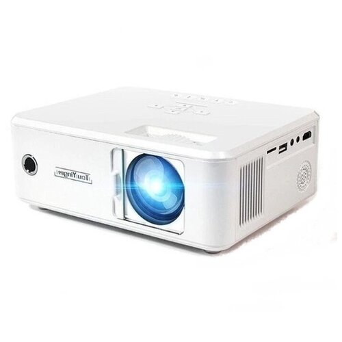 Фото - Проектор TouYinger X20A, Mirroring Version, белый карманный проектор vivibright l1 жёлтый белый