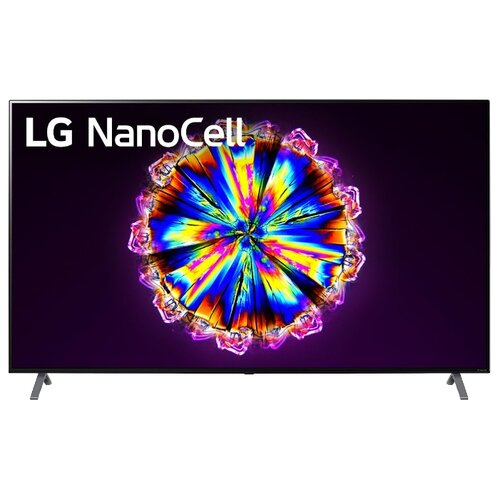Купить Телевизор NanoCell LG 55NANO906 55 (2020) черный