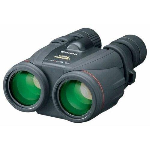 Фото - Бинокль Canon 10x42L IS WP черный бинокль canon 10x42l is wp
