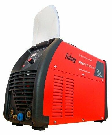 Сварочный аппарат Fubag INTIG 315 T DC PULSE (TIG, MMA)