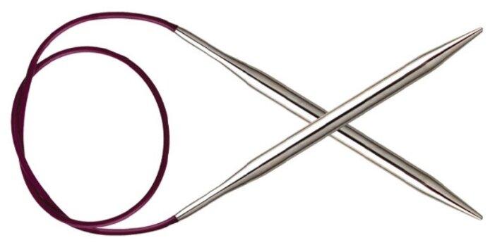 Спицы Knit Pro Nova Metal 10322 диаметр 2.5 мм, длина 80 см