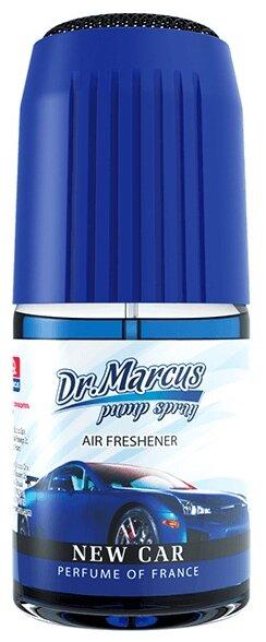 Dr. Marcus Ароматизатор для автомобиля Pump Spray New Car 50 мл