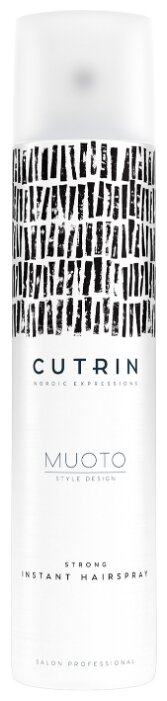 Cutrin Лак для волос Muoto