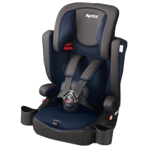 Автокресло группа 1/2/3 (9-36 кг) Aprica Air Groove Premium, синий автокресло группа 1 2 3 9 36 кг little car ally с перфорацией черный