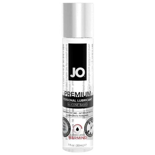 Гель-смазка JO Premium Lubricant Warming 30 мл флакон