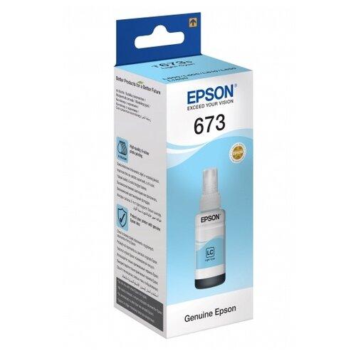 Фото - Чернила Epson C13T67354A процессор intel g3220 cpu 3 0g 1150 h81 b85