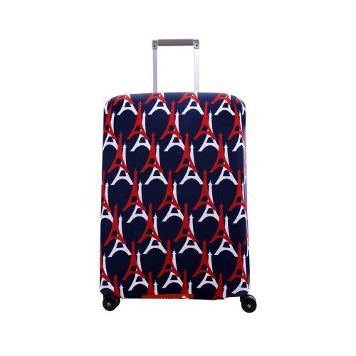 Чехол для чемодана ROUTEMARK French SP240 M/L, разноцветный цитрус спрей 31 век el sp240