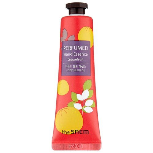 Крем-эссенция для рук The Saem Perfumed hand essence Grapefruit 30 мл недорого