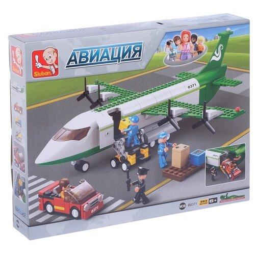 Купить Конструктор SLUBAN Авиация M38-B0371, Конструкторы