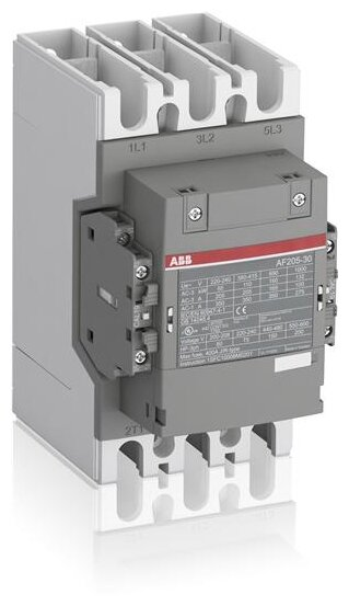 Магнитный пускатель/контактор перемен. тока (ac) ABB 1SFL527002R1322