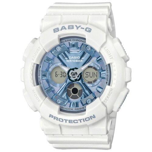 Наручные часы CASIO BA-130-7A2 женские часы casio ba 130 1aer