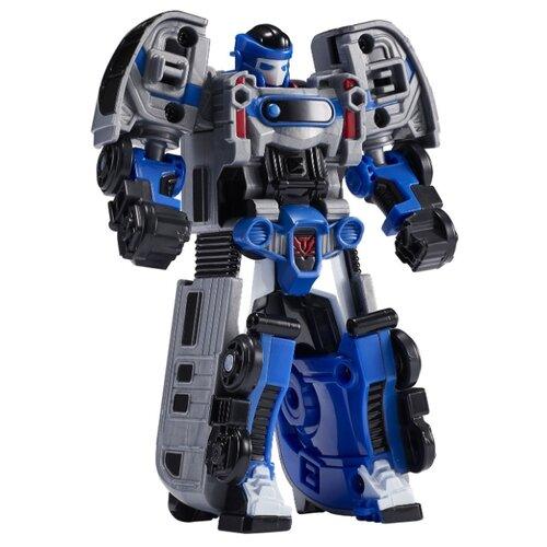 Купить Трансформер YOUNG TOYS Tobot Mini Athlon Metron 301081 серый/голубой, Роботы и трансформеры