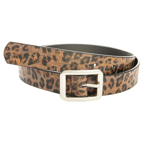 Ремень Rossini BR003/3, леопард, 105 см