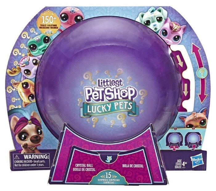 Игровой набор Littlest Pet Shop Littlest Pet Shop Lucky Pets Crystal Ball E7412 фото 1