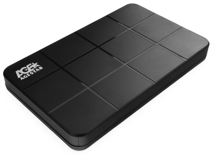 Корпус для HDD/SSD AGESTAR 3UB2P1