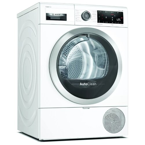 Сушильная машина Bosch WTX87KH1OE белый
