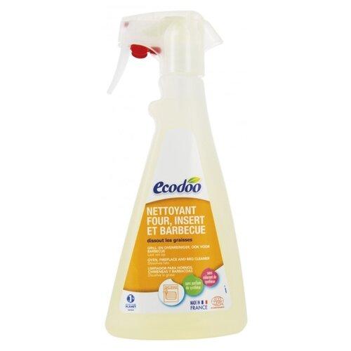 Чистящее и обезжиривающее средство для плит Ecodoo 500 мл