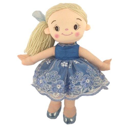 Купить Мягкая игрушка ABtoys Кукла балерина голубая 30 см, Мягкие игрушки