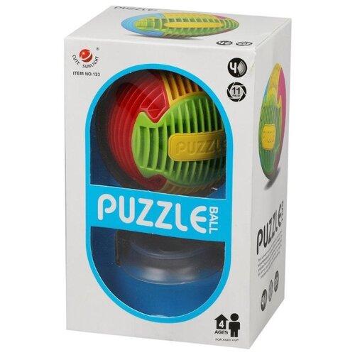 Купить Головоломка Наша игрушка Шар 123 разноцветный, Головоломки