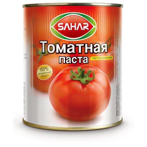 SAHAR Томатная паста 800 г кубань продукт паста томатная 70 г