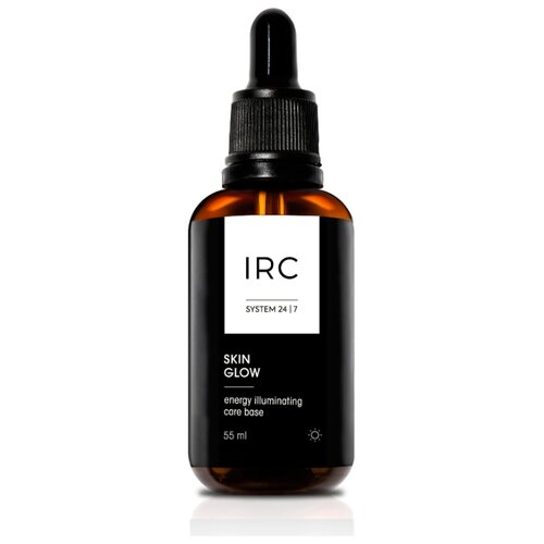 IRC Skin Glow Тонизирующая сыворотка и база под макияж со светоотражающими частицами, 55 мл недорого