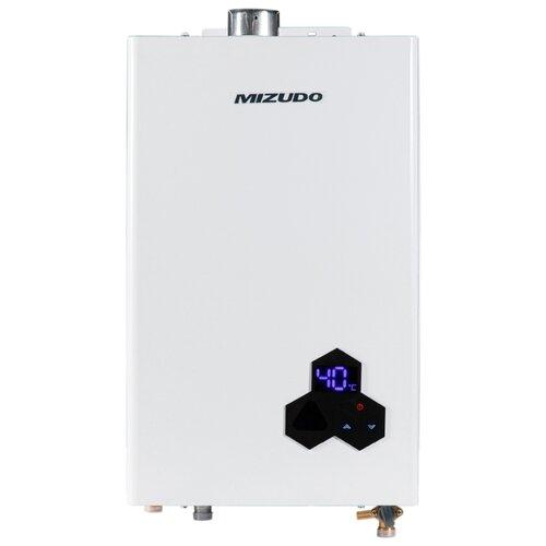 Проточный газовый водонагреватель Mizudo ВПГ-4-11 T