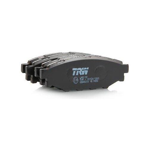 Дисковые тормозные колодки задние TRW GDB3373 для Subaru, Toyota (4 шт.)