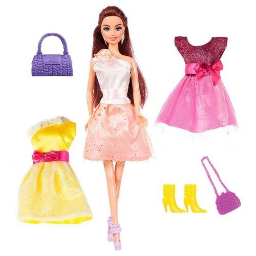 Купить Кукла Toys Lab Ася Брюнетка, 28 см, 35138, Куклы и пупсы