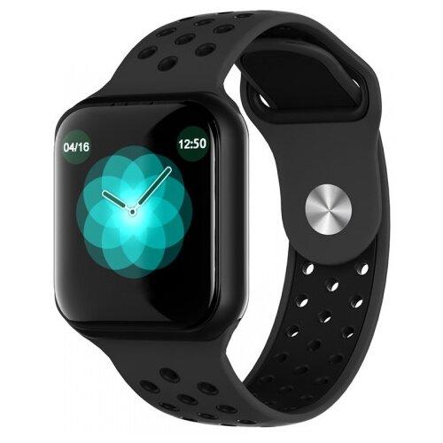 Умные часы CARCAM F8 black/grey