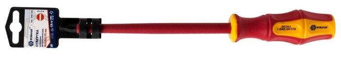 Отвёртка прямой наконечник КОБАЛЬТ 646-478