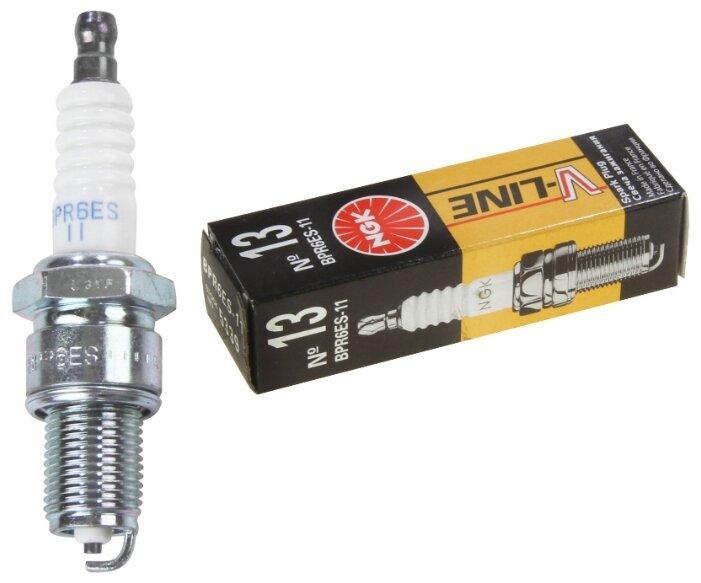 Свеча зажигания NGK 5339 BPR6ES-11