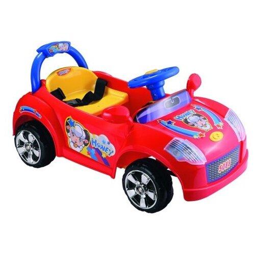 Купить Shanghai inter Автомобиль Вилли ZP5088 красный, Электромобили