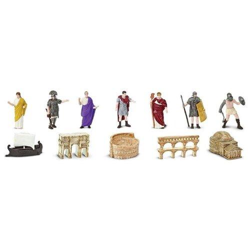 Купить Игровой набор Safari Ltd Super Toob Древний Рим 660304, Игровые наборы и фигурки